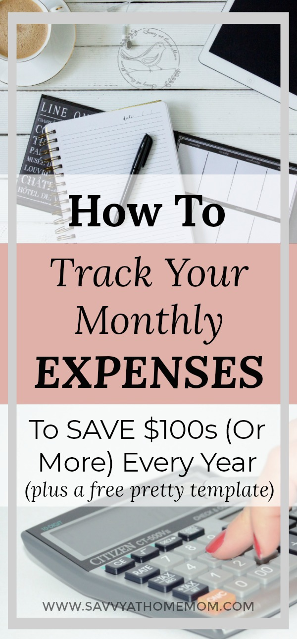 How to keep track of your monthly expenses to stay on-budget and save money