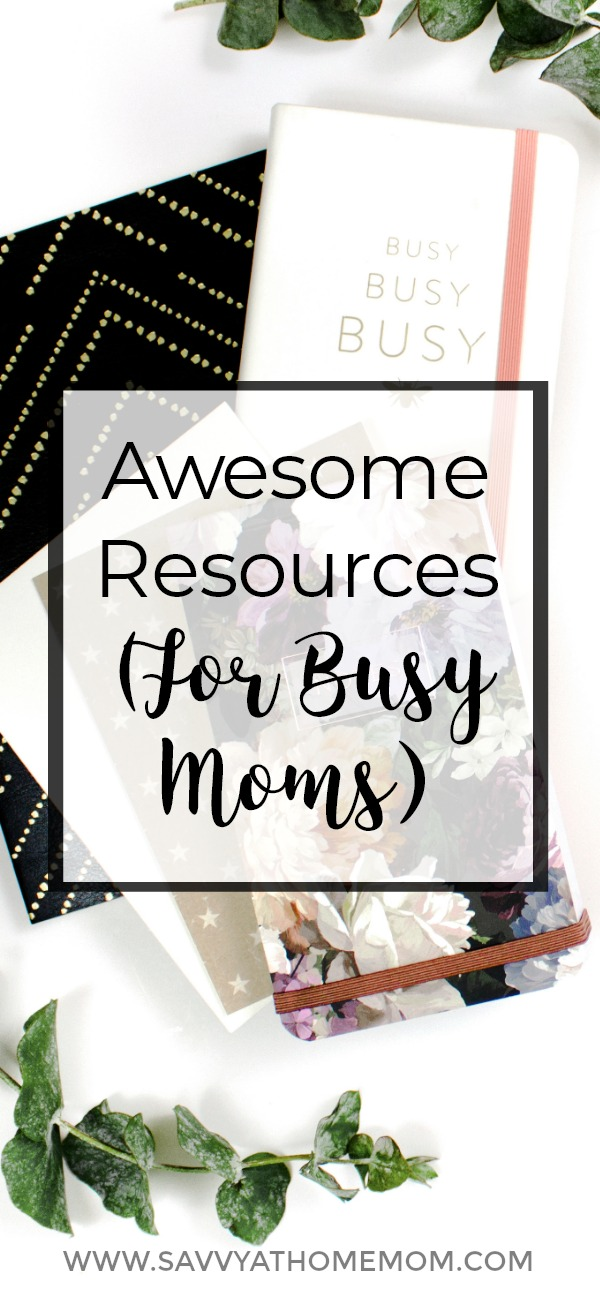 a resource library of tips, tools, links, and ideas to help busy moms do their mom thing with ease